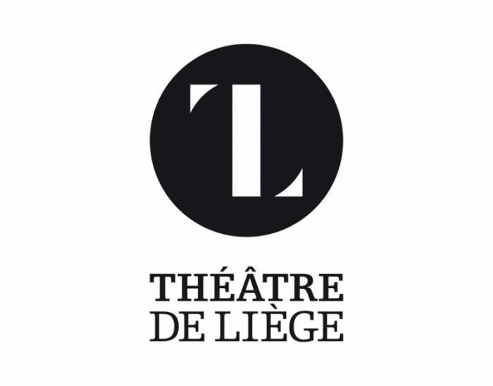 Theatre de Liege logo logotype