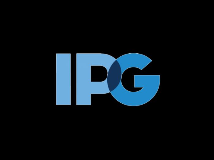 IPG四大广告控股公司logo设计