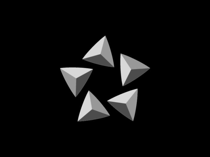 星空联盟Star Alliance航空logo设计