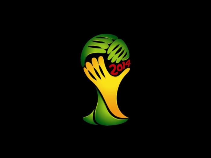 巴西第20届国际足联世界杯logo设计