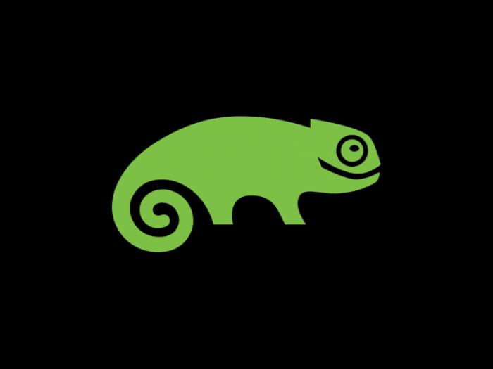 德国Suse开源软件logo设计