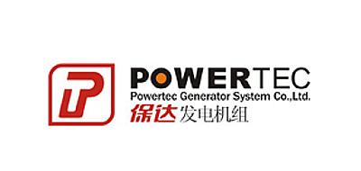 保达发电机标志logo设计,品牌设计vi策划