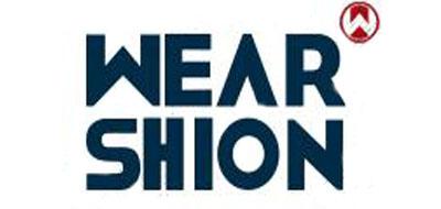 戴尚wearshion眼镜标志logo设计,品牌设计vi策划