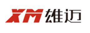 雄迈xm监控摄像头标志logo设计,品牌设计vi策划