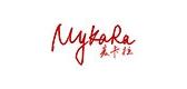 麦卡拉mykara三脚架标志logo设计,品牌设计vi策划
