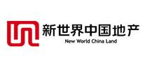 新世界发展房地产标志logo设计,品牌设计vi策划