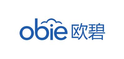 欧碧Obie净水机标志logo设计,品牌设计vi策划