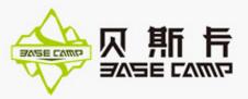 贝斯卡BASECAMP口罩标志logo设计,品牌设计vi策划