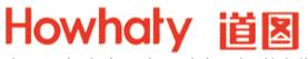 道图Howhaty心理咨询室设备标志logo设计,品牌设计vi策划