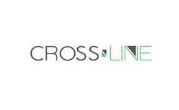 CROSSLINE耳机标志logo设计,品牌设计vi策划