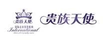 贵族天使生活服务标志logo设计,品牌设计vi策划
