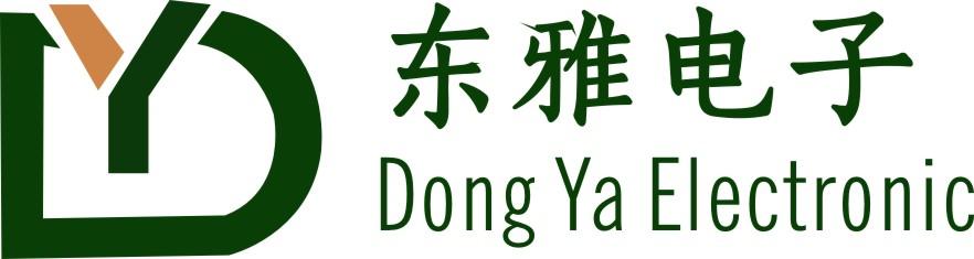 东雅电子五金标志logo设计,品牌设计vi策划