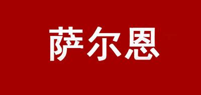 萨尔恩水管标志logo设计,品牌设计vi策划