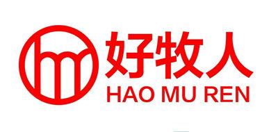好牧人耳机标志logo设计,品牌设计vi策划