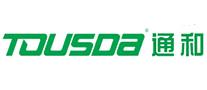 通和TOUSDA保健食品标志logo设计,品牌设计vi策划