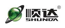 顺达SHUNDA增氧机标志logo设计,品牌设计vi策划
