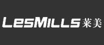 莱美LesMills健身会所标志logo设计,品牌设计vi策划
