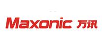 万讯Maxonic仪器仪表标志logo设计,品牌设计vi策划