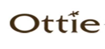 傲蝶OTTIE眼霜标志logo设计
