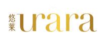悠莱urara婴儿护肤品标志logo设计
