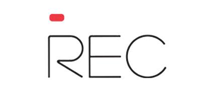 芮客REC粉底液标志logo设计