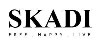 SKADI女包标志logo设计