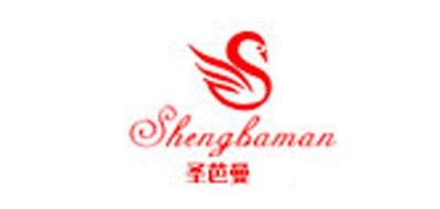 圣芭曼婴儿床标志logo设计