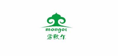 蒙歌尔生鲜标志logo设计