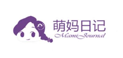 萌妈日记妈咪包标志logo设计