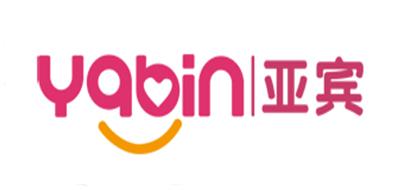 亚宾斜挎包标志logo设计