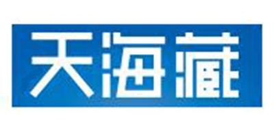 天海藏牛排标志logo设计