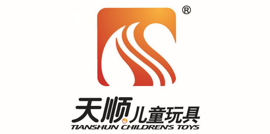 天顺童车标志logo设计