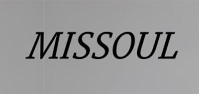 MISSOUL女装标志logo设计