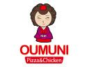 OUMUNI炸鸡小吃标志logo设计