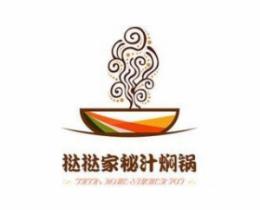 挞挞家秘汁焖锅中餐标志logo设计