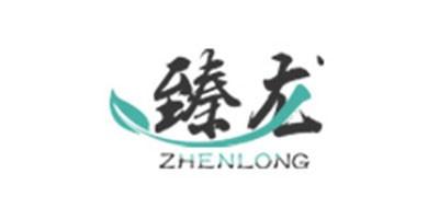臻龙床垫标志logo设计