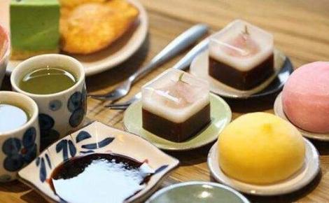 半饱日式甜品