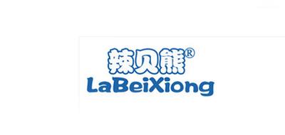 辣贝熊运动鞋标志logo设计