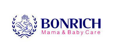 宝瑞淇BONRICH斜挎包标志logo设计