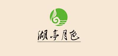 湖亭月色铁观音标志logo设计