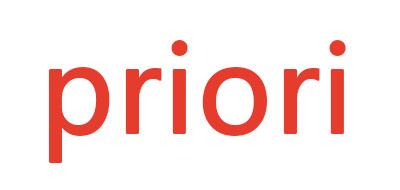 派欧力priori床垫标志logo设计