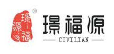 璟福源铁观音标志logo设计
