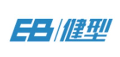 健型EVERBUILD蛋白粉标志logo设计