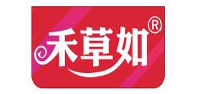 禾草如红枣标志logo设计