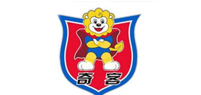 奇客扭扭车标志logo设计