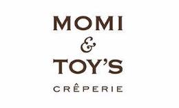 momitoys可丽饼小吃车标志logo设计