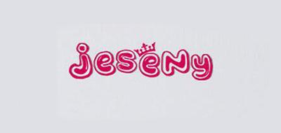 JESENY发箍标志logo设计
