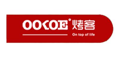 烤客oooe防潮垫标志logo设计