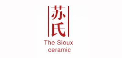 苏氏陶瓷铁观音标志logo设计