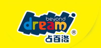 占百洛Dreambeyond积木标志logo设计